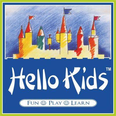 Hello kids logo